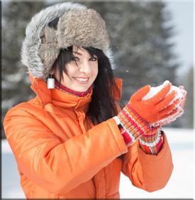 Холодовая аллергия (холодовая крапивница). Описание, виды, симптомы, профилактика и лечение холодовой аллергии