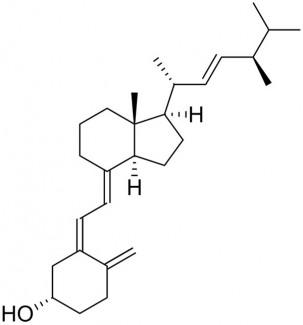 витамин D2 (эргокальциферол) (Ergocalciferol)