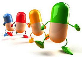 Взаимодействие витамина B12 с другими веществами