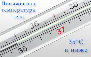 До какого предела считается нормальная температура у человека thumbnail