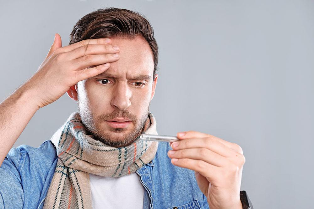 Высокая температура тела - что делать, как сбить, лекарства и народные средства