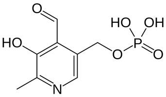 Формула Пиридоксальфосфата