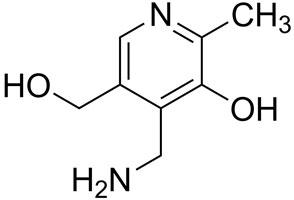 Формула Пиридоксамина