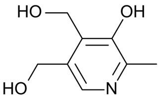 Формула Пиридоксина