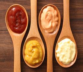 Вред майонеза, кетчупа и соусов