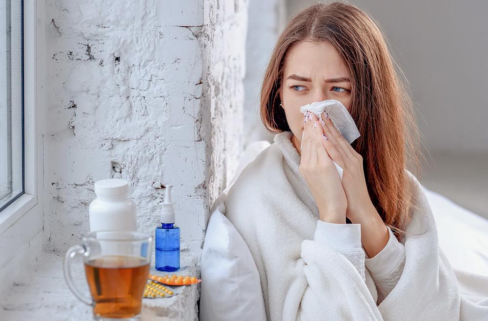 Грипп - симптомы, причины, виды, лечение и профилактика гриппа