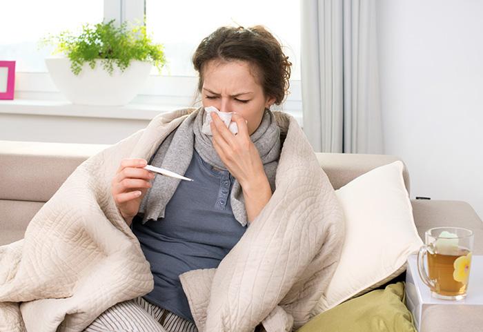 Первые признаки и симптомы гриппа
