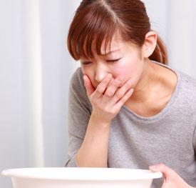 Симптомы рвоты