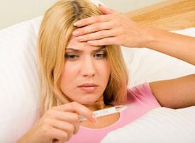 Симптомы и признаки пневмонии