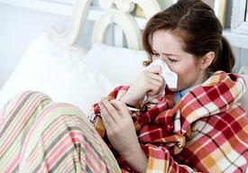 Симптомы пониженной и низкой температуры