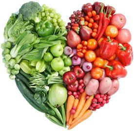 Питание при болезнях сердца и сосудов