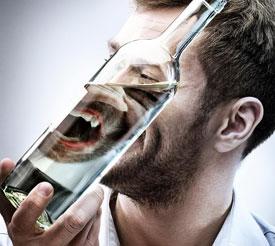 Отравление алкоголем – симптомы