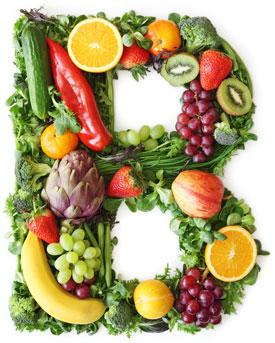 Витамины группы В. Описание, функции, источники и применение витаминов B