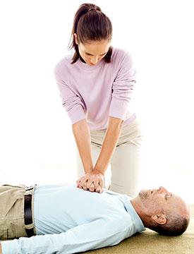 Непрямой массаж сердца – правила и техника проведения