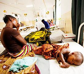 Как лечить малярию? Лечение малярии