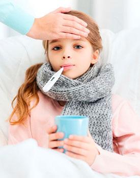 Ангина у детей - симптомы и лечение
