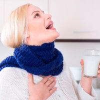 Чем полоскать горло при ангине – эффективные средства