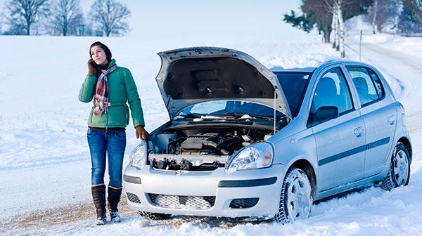 Как согреться в автомобиле, который заглох?