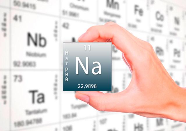 Натрий (Na) – роль в организме, применение, суточная потребность, источники