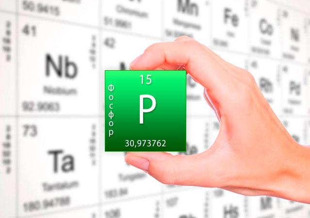 Фосфор (Р) – роль в организме, применение, суточная потребность, источники