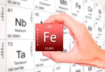 Железо (Fe) – роль в организме, применение, суточная потребность, источники