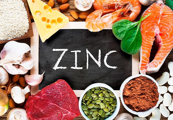 В каких продуктах Zn содержится больше всего? Источники цинка