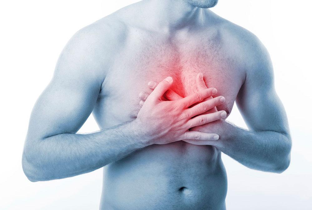 Ломящие боли в грудной клетке