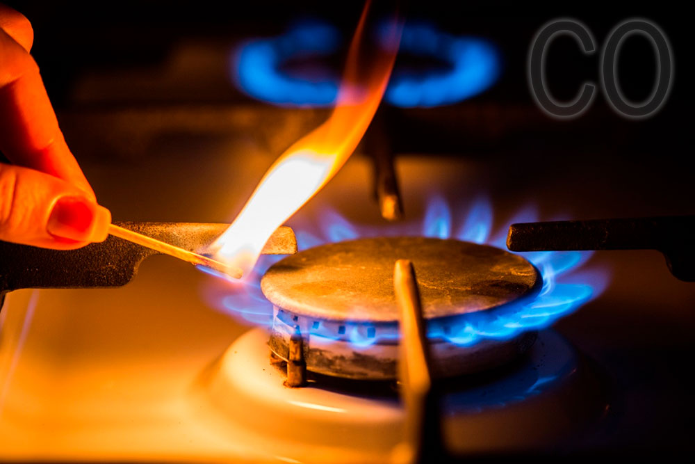 Цвет кожи при отравлении угарным газом
